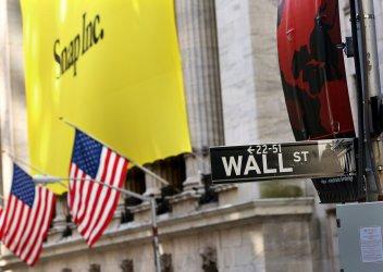 Snap IPO debuts at the NYSE in New York