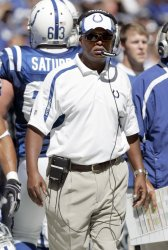 Indianapolis Colts New Head Coach Caldwell