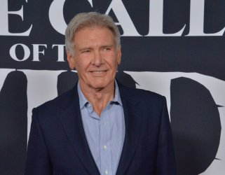 """Harrison Ford attends """"The Call of the Wild"""" premiere in Los Angeles"""