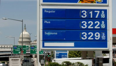 GAS PRICES CONTINUE TO RISE IN UNITED STATES