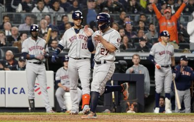 American League Championship Series Game 3