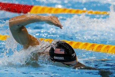 Swimming Finals at Tokyo Olympics