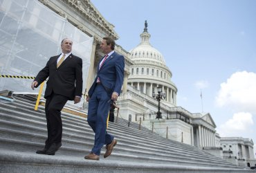 The House Starts August Recess on Capitol Hill