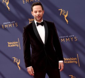 Nick Kroll attends the Creative Arts Emmy Awards in Los Angeles