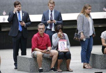 18th anniversary of the 9/11 terrorist attacks in New York