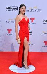 Angelica Celaya attends the Billboard Latin Music Awards in Las Vegas