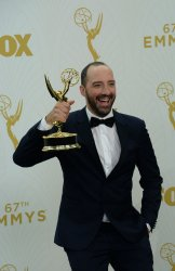 Tony Hale wins at Primetime Emmys in Los Angeles
