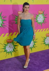 Danica Patrick attends the 2013 Nickelodeon Kids' Choice Awards in Los Angeles