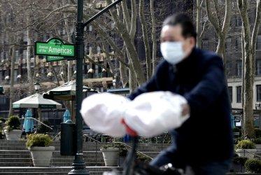 Coronavirus outbreak in New York City