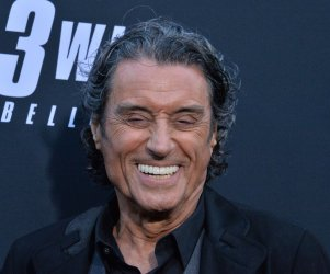 "Ian McShane attends the ""John Wick: Chapter 3 - Parabellum"" screening in Los Angeles"