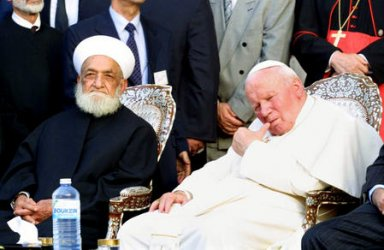 Pope's visit to Syria