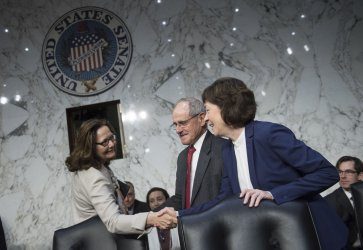 CIA Director nominee Gina Haspel Confirmation Hearing on Capitol Hill