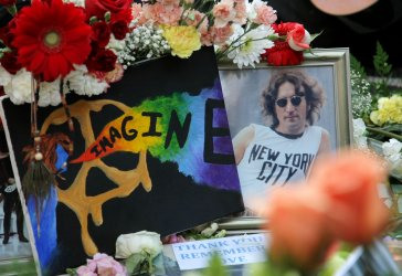 John Lennon remembered on 30th anniversary of his death in New York City