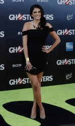 """Cecily Strong attends the """"Ghostbusters"""" premiere in Los Angeles"""