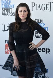 Trace Lysette attends Film Independent Spirit Awards in Santa Monica, California