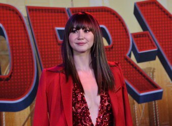 "Kimiko Glenn attends ""Spider-Man"" premiere in L.A."