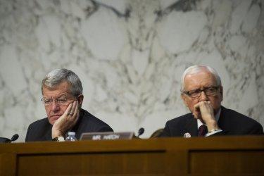Treasury Secretary Jack Lew testifies in Washington, D.C.