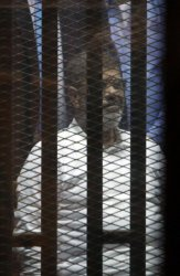 Egyptian Court Sentenced  Former Egyptian President Morsi to 20 Years in Prison