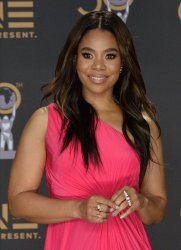 Regina Hall backstage at the 50th NAACP Image Awards in Los Angeles