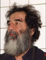 SADDAM HUSSEIN CAPTURED BY AMERICAN FORCES