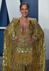 Tracee Ellis Ross attends Vanity Fair Oscar party 2020