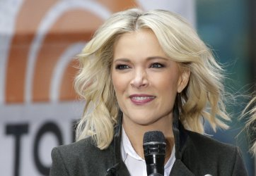 Co-Host Megyn Kelly  on NBC Today Show in New York