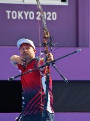 Men's individual Archery at Tokyo Olympics