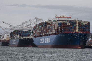 New round of tariffs in trade war with China