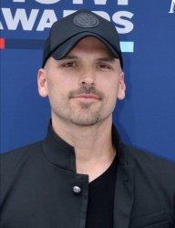 Jon Nite attends the Academy of Country Music Awards in Las Vegas