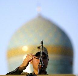 ANNUAL DEFENSE WEEK IN IRAN