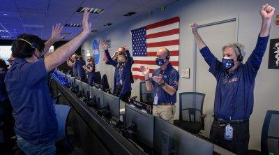 NASA Successfully Lands Mars 2020 Perseverance Rover