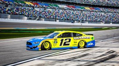 2019 Daytona 500 Practice