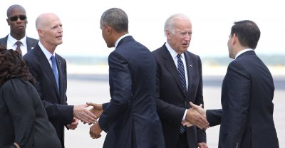 President Barack Obama travels to Orlando