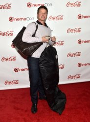 Television personality Billy Bush attends at the 2015 CinemaCon in Las Vegas