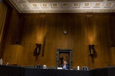 Senate Finance Hearing on the Internal Revenue Service