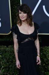 Lena Headey attends the 75th annual Golden Globe Awards in Beverly Hills