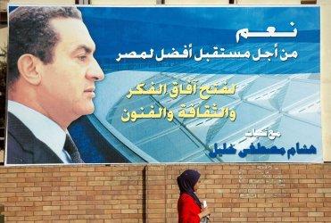 Egypt's Presidential Elections, September 2005