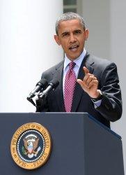 President Obama Announces Shift in Immigration Law in Rose Garden Announcemen