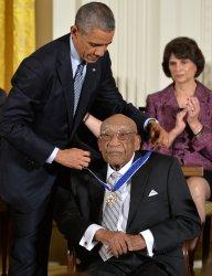President Obama Awards the Medal of Freedom in Washington, D,C.