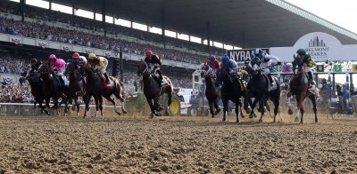 Belmont Stakes in New York