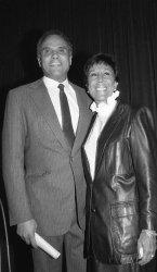 Harry Belafonte and Lena Horne