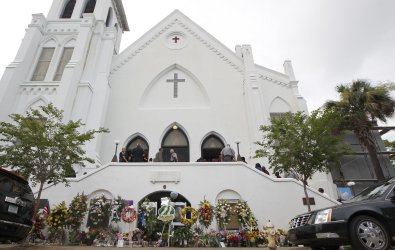 South Carolina State Senator Rev. Clementa Pinckney funeral in Charleston