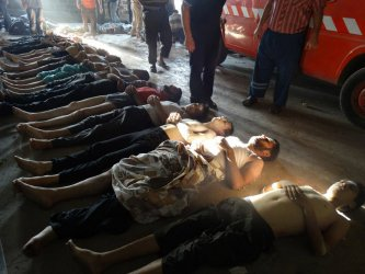 Hundreds of People Killed by Apparent Chemical Weapon Attack in Syria