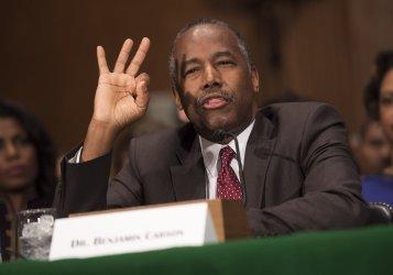Ben Carson Confirmation Hearing in Washington, D.C.
