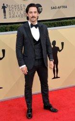 Milo Ventimiglia attends the 24th annual SAG Awards in Los Angeles