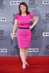 Kate Flannery attends TCM Classic Film Festival opening night gala