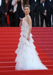 Bella Hadid attends the Cannes Film Festival