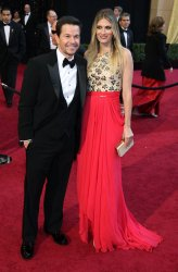 Mark Wahlberg arrives for the 83rd annual Academy Awards in Hollywood