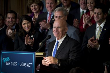 Republicans Pass Tax Reform Bill in House