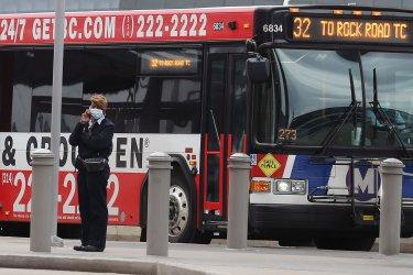 Area transit service reduced due to Coronavirus fears